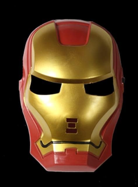 Iron Man Mask - Greatest deals