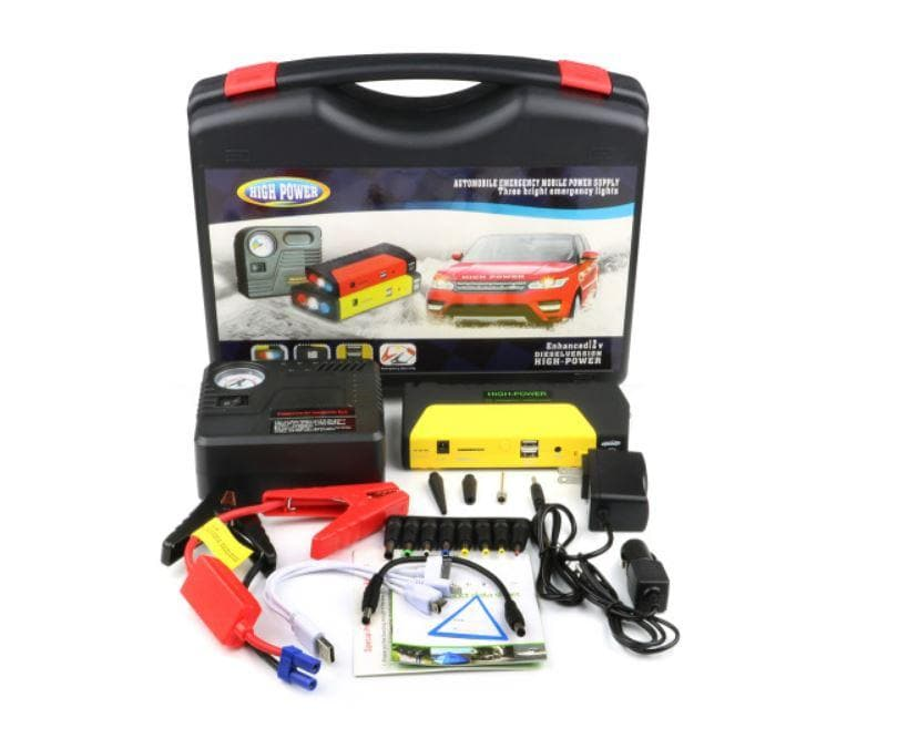 Mini Jump Starter - 50800mAh Car Power Bank