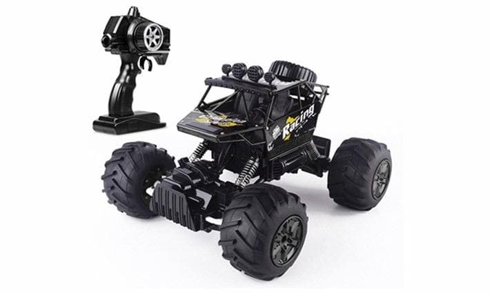Jeronimo -Water and Land Truck - Black - Greatest deals