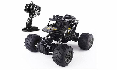 Jeronimo -Water and Land Truck - Black
