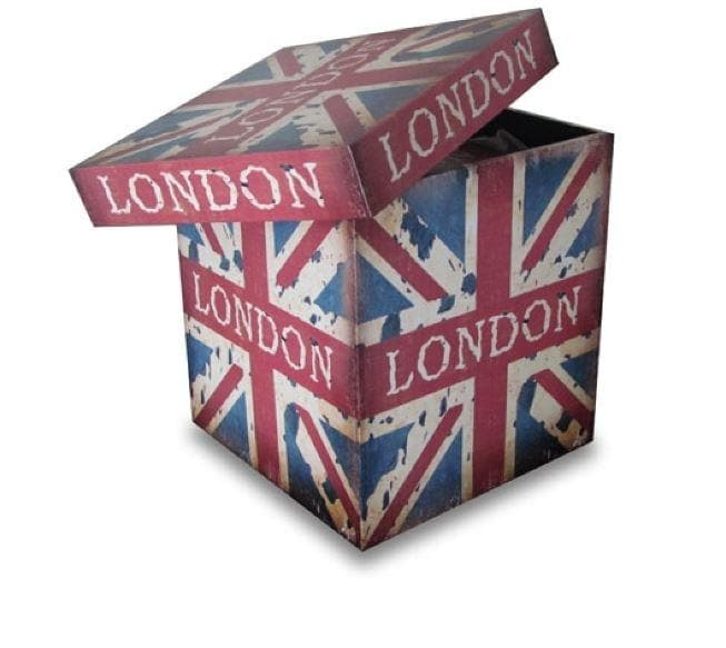Storage Box 49cm London - Large