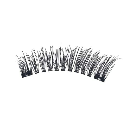 Magnetic Eyelashes, Reusable False Eyelash, 2Pairs (10)