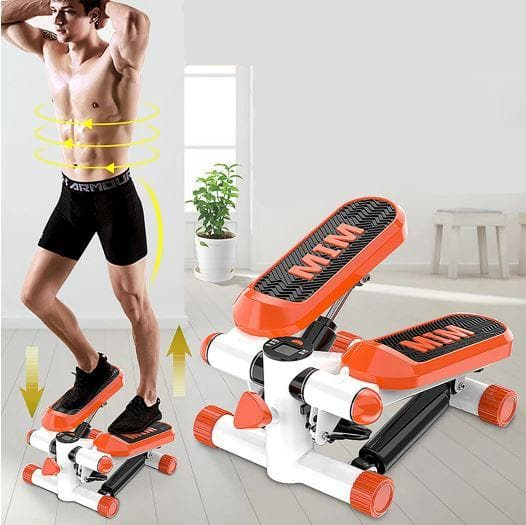 Mini Stepper fitness Exercise Machine (With/Out Cables) - Greatest deals