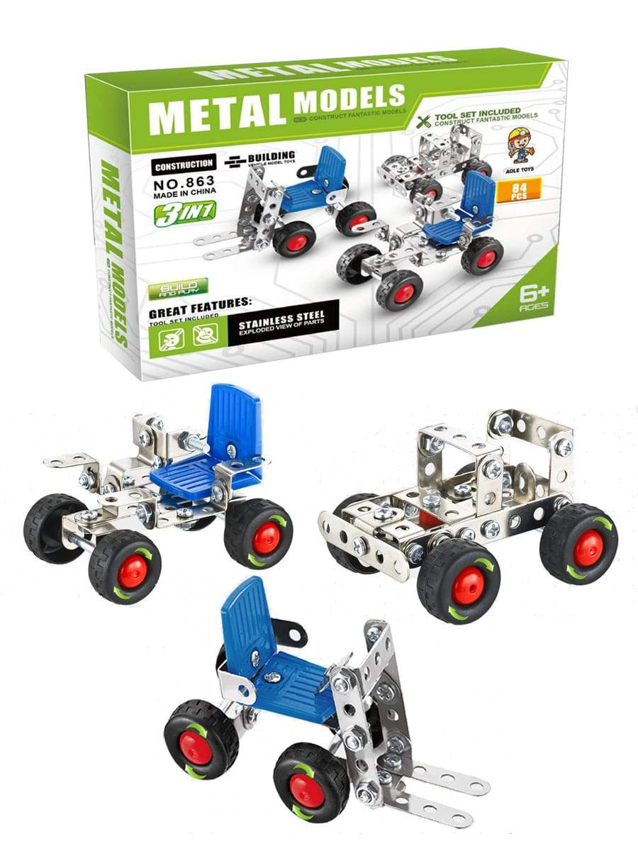 Metal Models Puzzel!