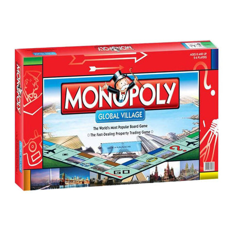Monopoly Global Village - Greatest deals