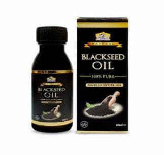 Black Seed Oil (Nigella sativa) (60ml) - Greatest deals