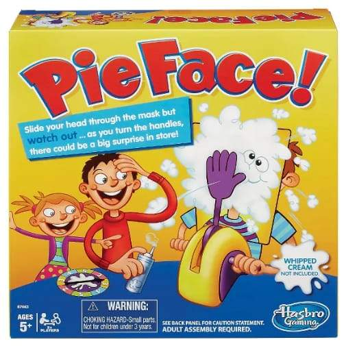Pie Face!Game - Greatest deals