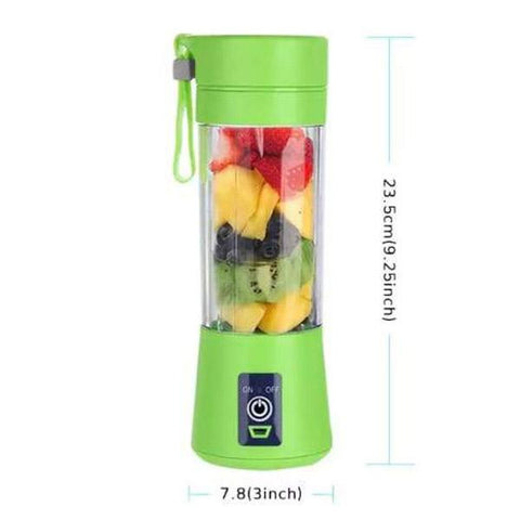 Portable Juice Blender With Charger - Greatest deals