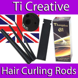 Carbon Curling Rods