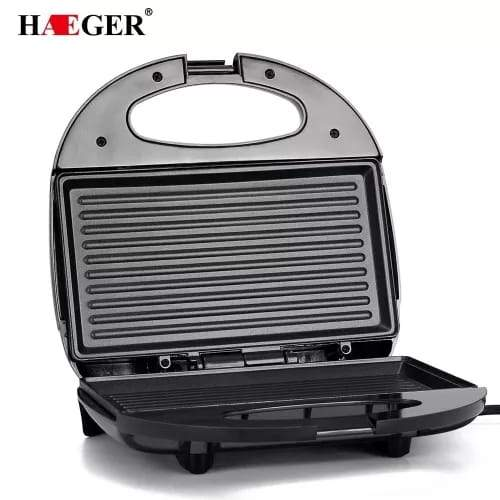 Toaster Sandwich Maker Electric Grill (Haeger)