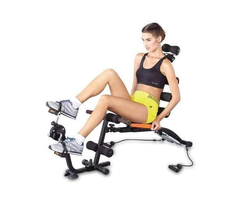 Abdominal Fitness Machine with Pedals (Six Pack Care ABS) - Greatest deals