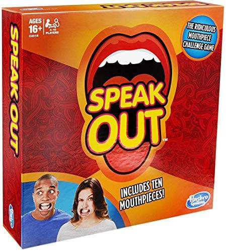 Speak Out Game - Greatest deals