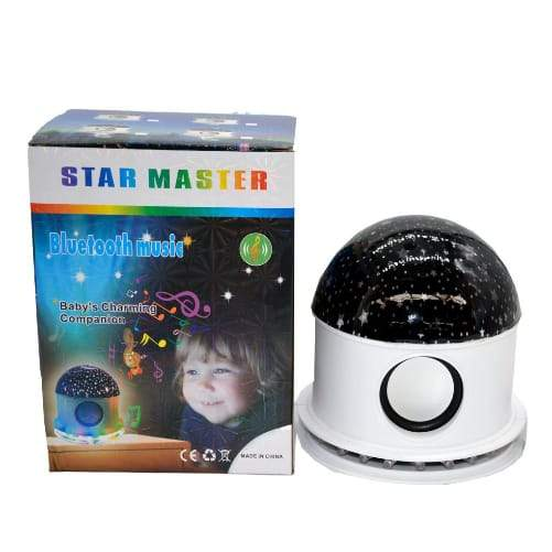 Star Master Night Light With Bluetooth Speaker - Greatest deals