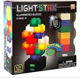LED Light Stax Illuminating 12