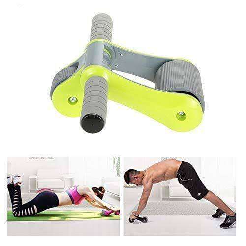Foldable Abdominal Roller Wheel Ab Exerciser - Greatest deals