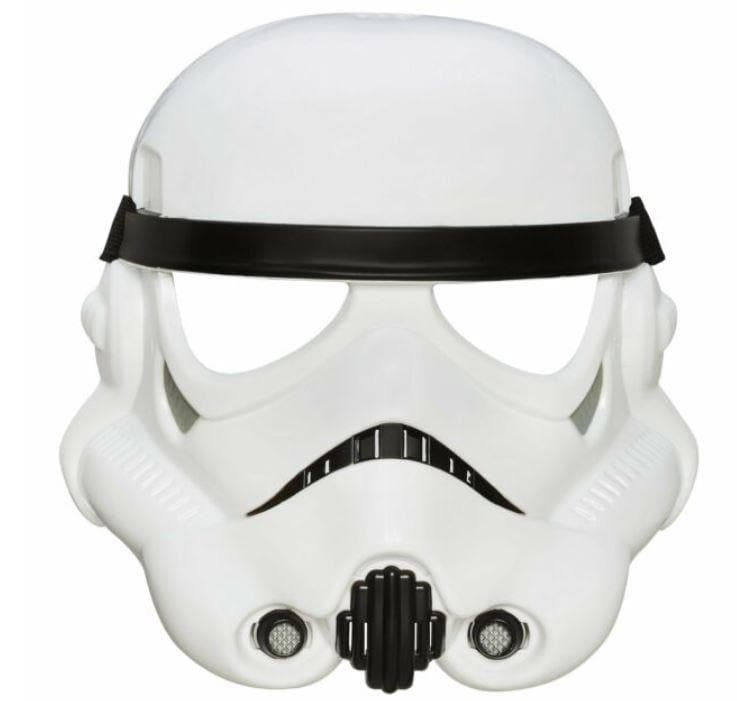 Star Wars Rebels Stormtrooper Mask