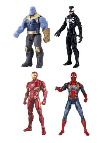 Super/Bad Hero's 19cm - Greatest deals