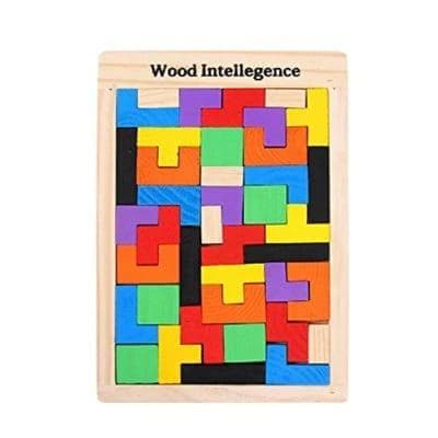 Tetris Block Intelligence Puzzle - Colormix