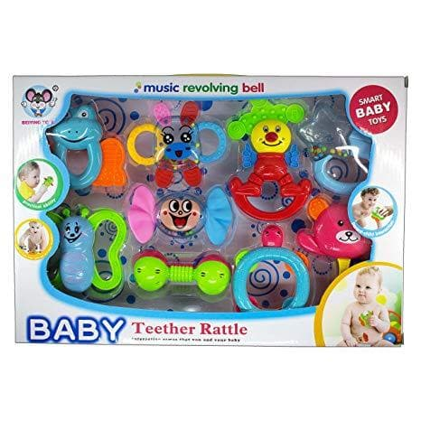 Baby Teether Music Revolving Ball & Many More!