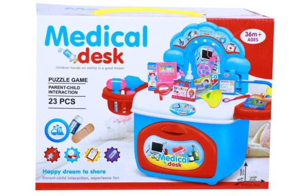 Little Docy Medical Set