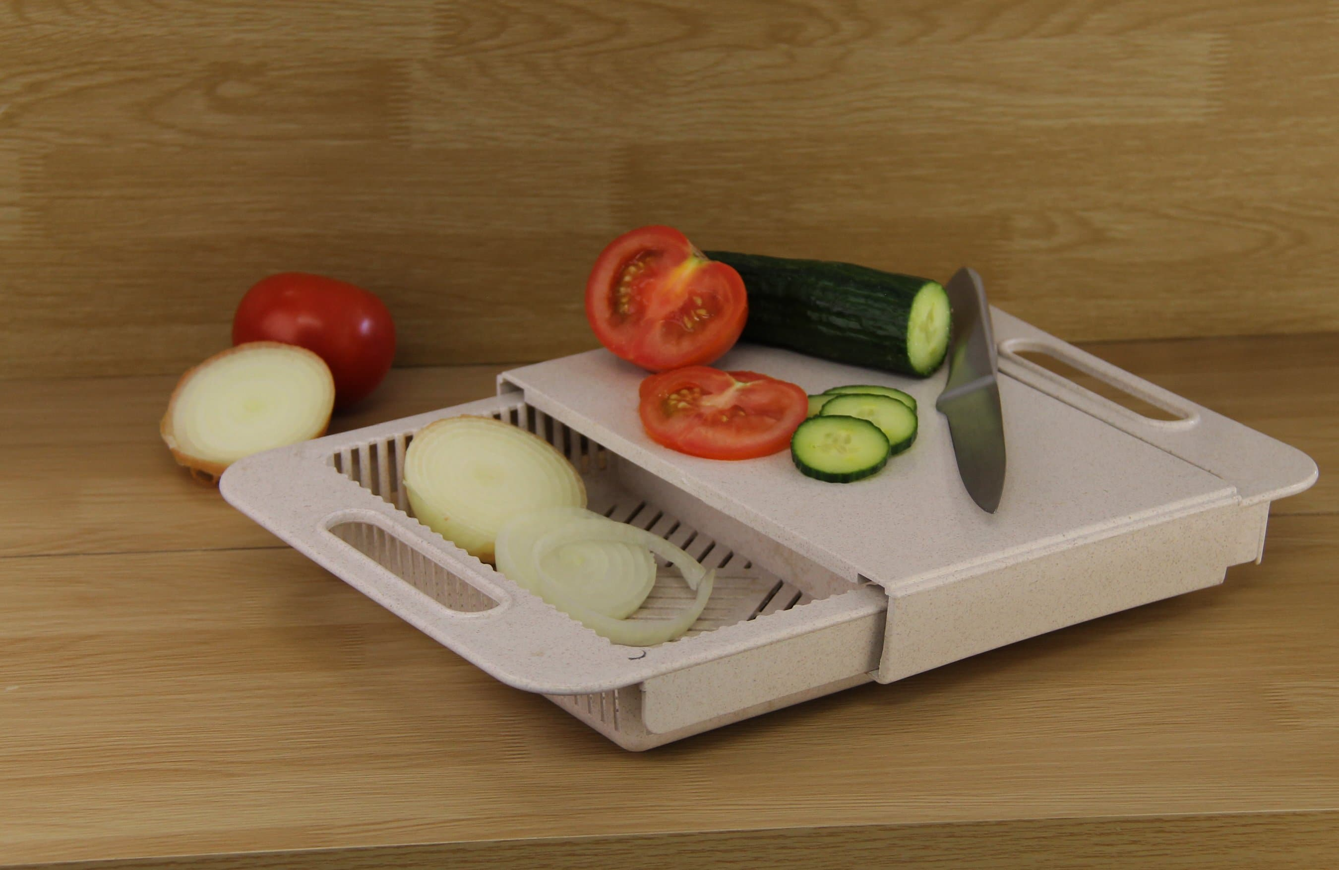 Over-Sink Chopping Board