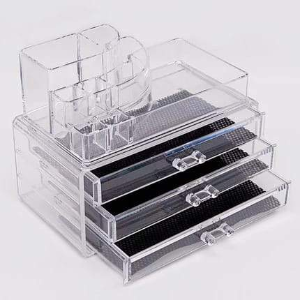Cosmetic Organizer 3 Drawer