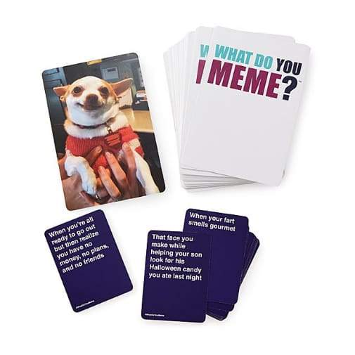 What Do You Meme Adult Party Game - Greatest deals
