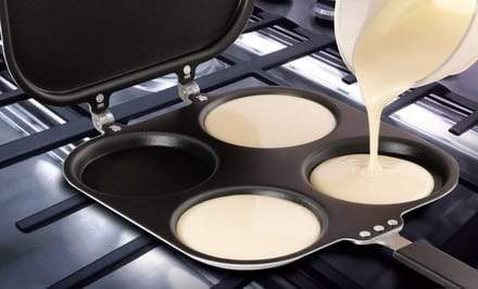 Pancake Pan (Perfect 4 In 1) - Greatest deals