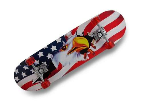 Skate Board (Color and Design varying) - Greatest deals