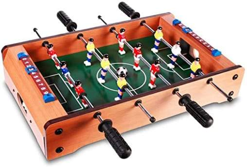 Mini Table Top Foosball Game - Greatest deals