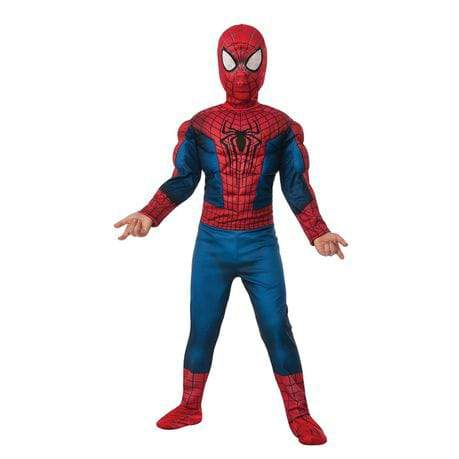 Spiderman Suit (Muscle) - Greatest deals