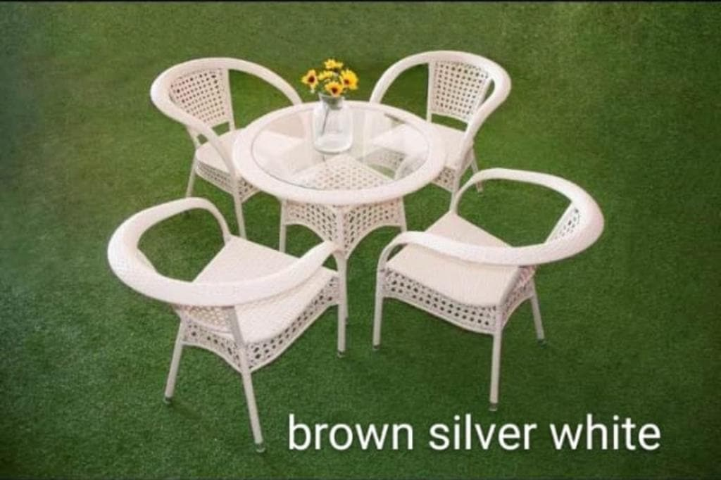 Outdoor Garden Furniture (6 Piece) - Greatest deals