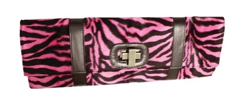 Cecil Hot Purse (In 5 Colors) – Purple Leopard-Hot Pink-Black-Pink Zebra-Pink