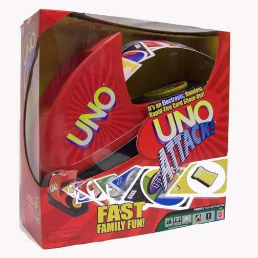 Uno Attack! - Greatest deals