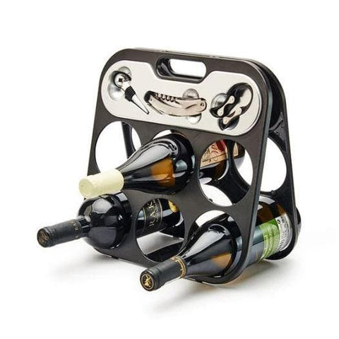 Wine Rack with Accessories