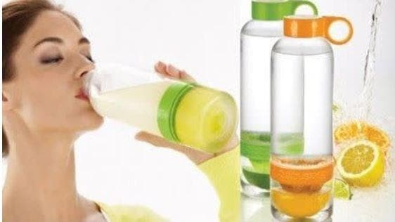 Citrus Zinger Bottle