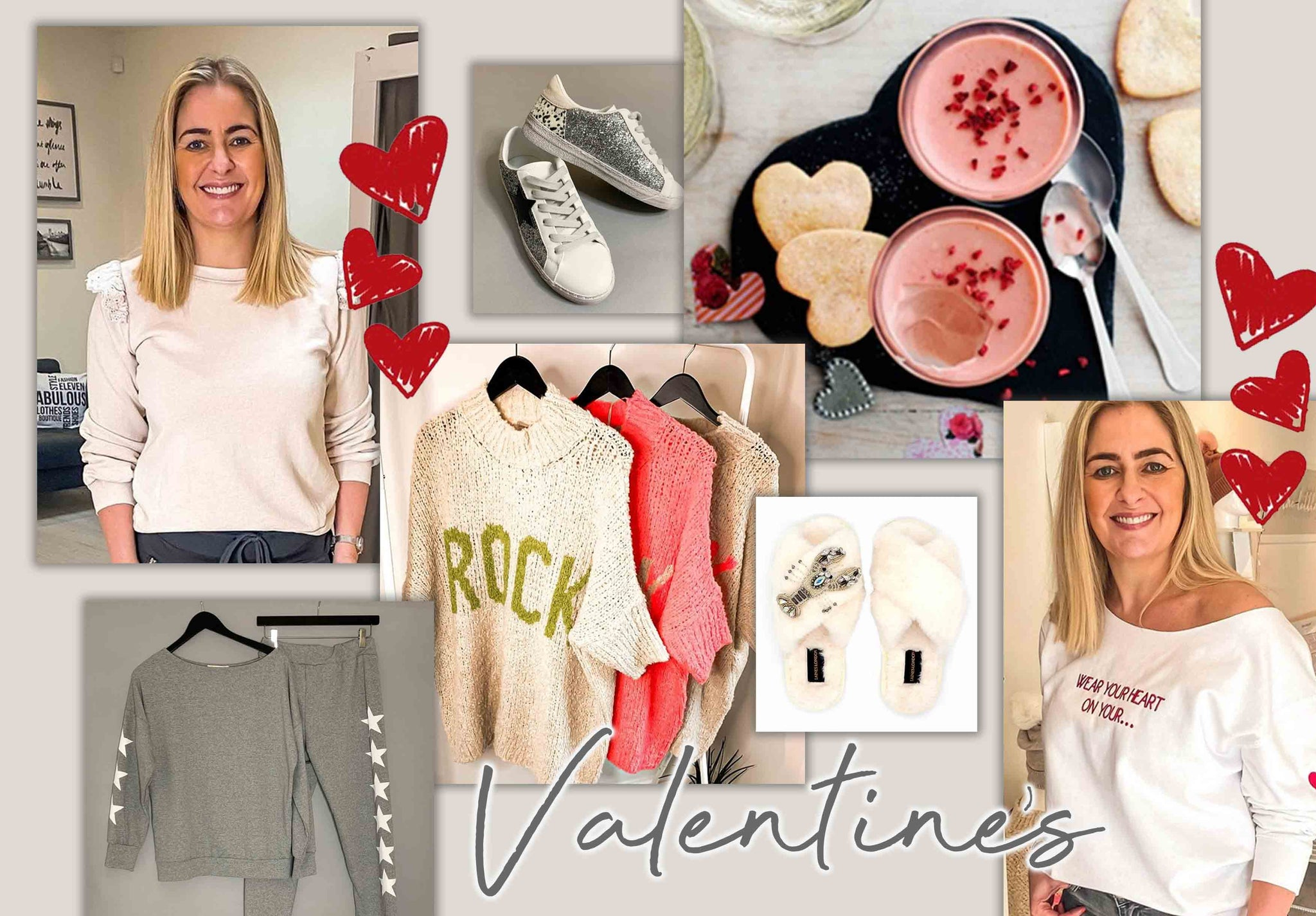Sally's Edit: Valentine's Date Night (In)