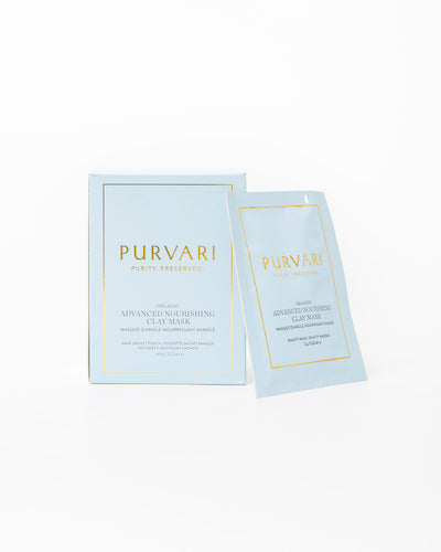 2 Pack: Advanced Nourishing Clay Mask