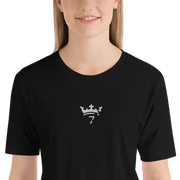 7 Kingdoms - Embroidered T-Shirt - GiO 1998 Online Clothes Shop