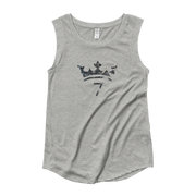 7 Kingdoms - Ladies' Cap Sleeve T-Shirt - GiO (1998) Online Clothes Shop