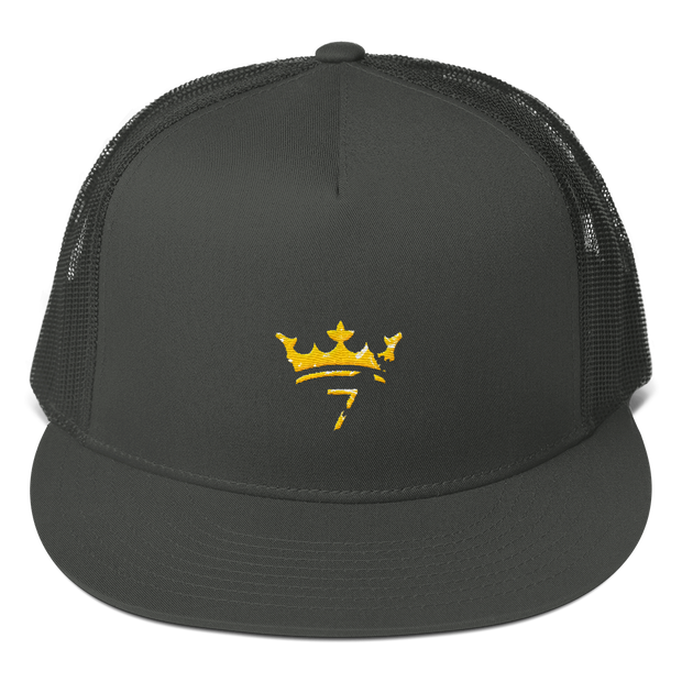7 Kingdoms - Mesh Back Snapback - GiO (1998) Online Clothes Shop