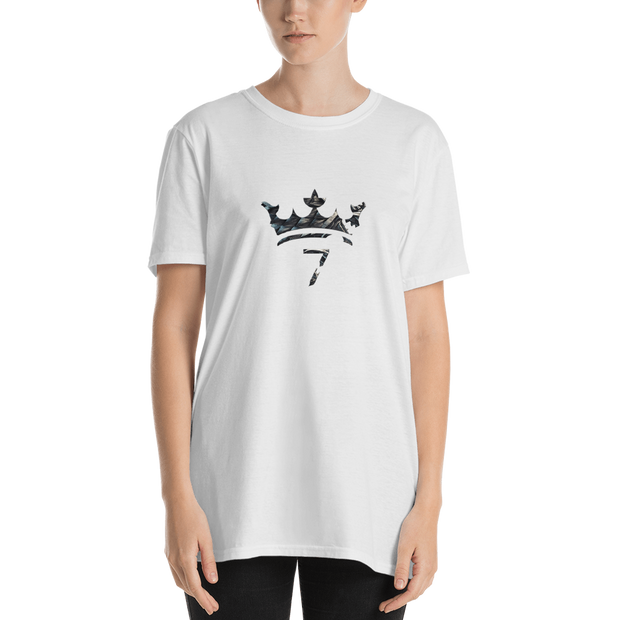 7 Kingdoms - Short-Sleeve Unisex T-Shirt (International) - GiO (1998) Online Clothes Shop