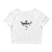7 Kingdoms - Women's Crop Tee - GiO (1998) Online Clothes Shop