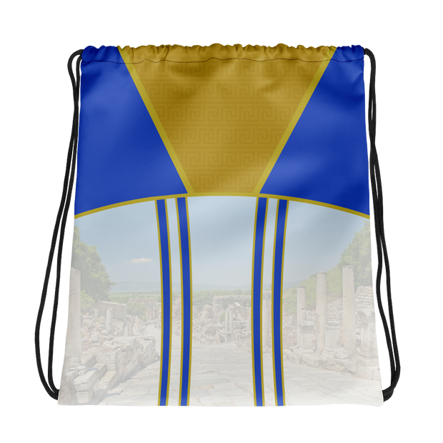 Ancient Greece - Drawstring Bag