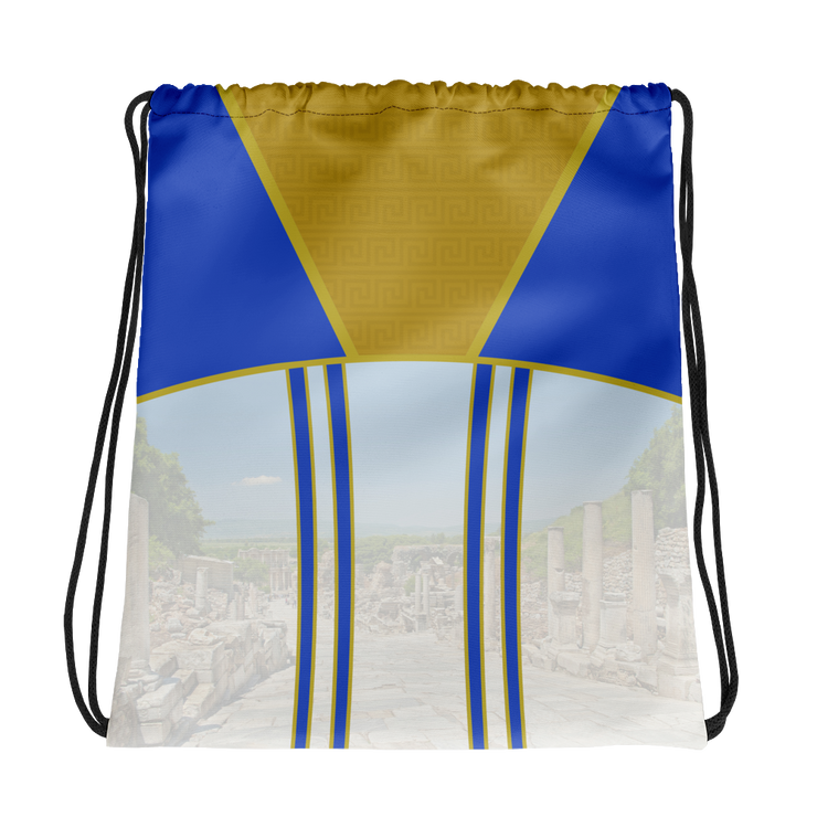 Ancient Greece - Drawstring Bag - GiO 1998 Online Clothes Shop
