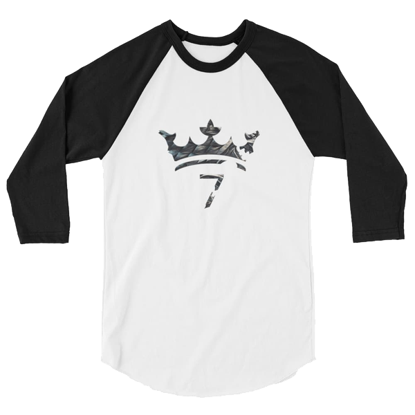 7 Kingdoms - 3/4 sleeve raglan shirt - GiO (1998) Casual Style