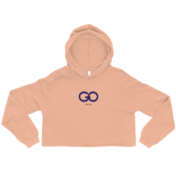 GiO (1998) - Crop Hoodie - GiO (1998) Online Clothes Shop