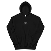 GiO 1998 Hooded Sweatshirt Black