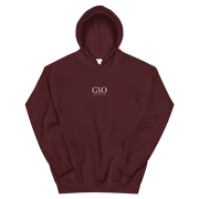 GiO 1998 Hooded Sweatshirt Maroon