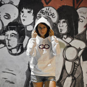 GiO (1998) Logo - Hooded Sweatshirt - GiO 1998 Online Clothes Shop